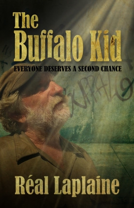Buffalo Kid front cover
