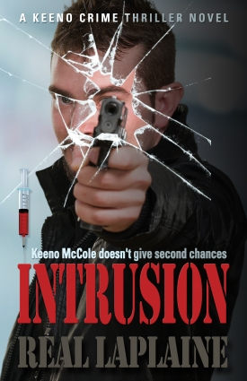 INTRUSION WEB COVER
