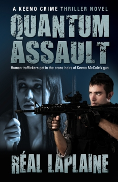Quantum Assault - A Keeno Crime Thriller