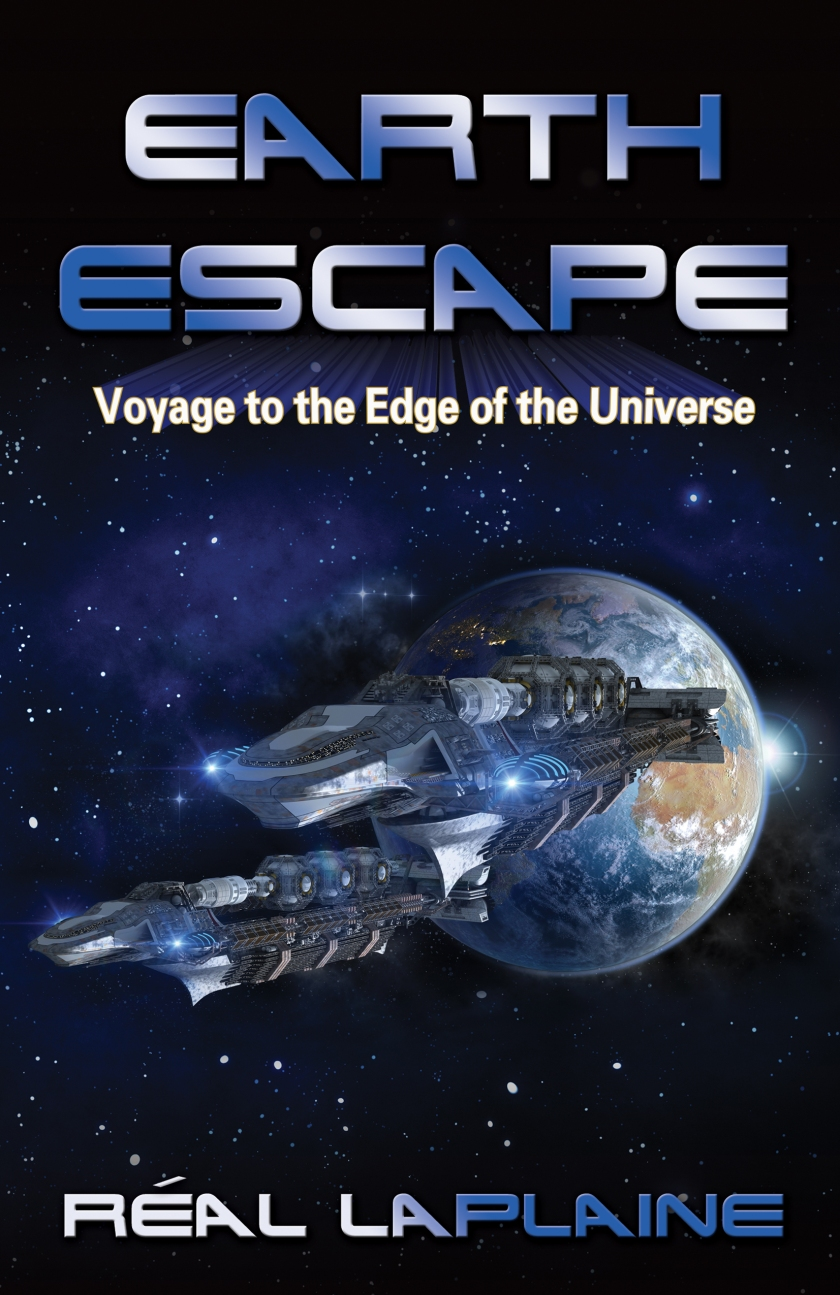 Earth Escape cover HIGH RES