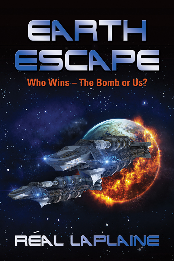 Earth Escape will challenge you to question everything you know about the Big Bang and Divine creation.